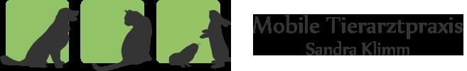 Tierarzt Sandra Klimm Logo